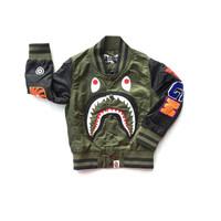 Jacket Bomber Bape Army