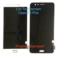 LCD TOUCHSCREEN OPPO F3 PLUS F3 F3PLUS FULLSET - Hitam