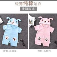 baju jumper bayi Newborn kembar cewek cowok import motif lucu murah