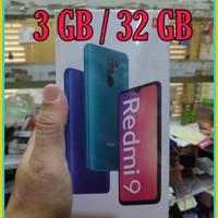 Xiaomi Redmi 9 3/32 Gb Garansi Resmi Indonesia