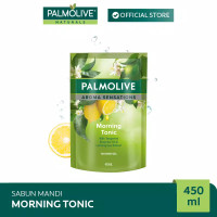 Palmolive Aroma Theraphy Morning Tonic Shower Gel/Sabun Mandi 450 ml