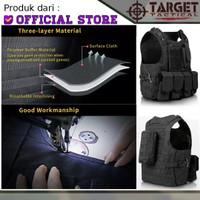 Rompi Tactical SABADO Import ORI Body Vest Pelindung Badan