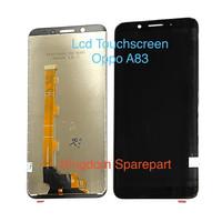 LCD TOUCHSCREEN OPPO A83 CPH1729 FULLSET - Hitam