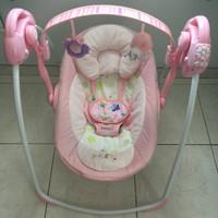 bouncer baby elle swing electric Preloved