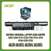 Baterai Laptop Acer Aspire 4739 4739Z 4743 4743Z 4741 4750 4750G 5750