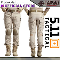Celana Tactical 5.11 New Series Cargo Pants TNI POLRI Airsoft Outdoor