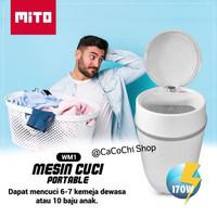 Mesin Cuci Mini 3.5Kg WM1 Mito Mini Washing Machine