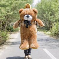 Boneka tedy bear jumbo ukuran 100 cm