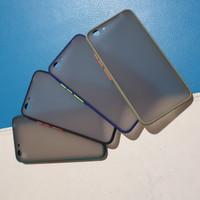 0394 LDacc Vivo Y53 aero hybrid frosted soft case back CASING HP dova