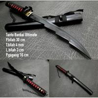 Samurai katana Ichigo bankai ultimate black