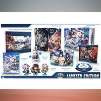 PO Ready Import - Azur Lane Crosswaves Limited Edition (PS4)
