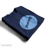 T-Shirt Blue Moon Mancity