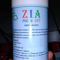 Pupuk cair organik fermentasi urine kelinci