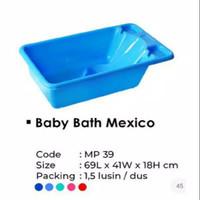 BABYBATH MEXICO SILVER