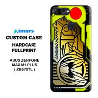 Custom Case Asus Zenfone Max M1 Plus ZB570TL Hardcase Fullprint