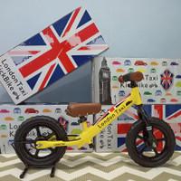 London Taxi Kick bike / Balance Bike / Push Bike