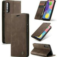 Samsung galaxy A70 / A705 Flip case caseme cover leather wallet dompet