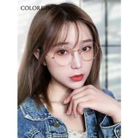 Kacamata Bulat design korea Pria dan Wanita - kaca mata bulat korea