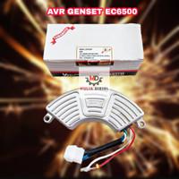 AVR Genset Generator Oval EC6500 4 Tak Yamamoto-5000 watt 7000watt