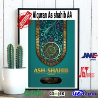 Alquran Ash Shahib A4 - Hilal Media