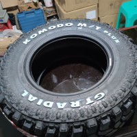 GT Savero Komodo MT Plus 27 x 8.5 R14 Ban Offroad Kijang Lama Avanza