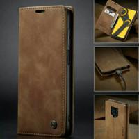 xiaomi redmi note 9 Case Caseme flip cover wallet leather Dompet