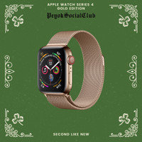 Apple watch series 4 Stainless Steel   GOLD SILVER   SS 40 / 44mm