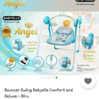 bouncer babyelle portable swing / AYUNAN BAYI
