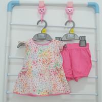 setelan baju bayi perempuan mothercare