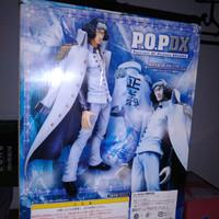 Action Figure POP Aokiji One Piece Minus jubah