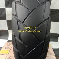 ban second ukiran merek Zeneos Turino UK 160/60-17