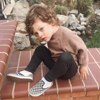 Sepatu Anak Vans Kids Classic Slip-On Checkerboard Original Resmi BNIB