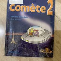 Buku bahasa Perancis Comete 2