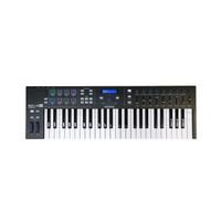 Arturia KeyLab Essential 49 Black - USB MIDI Keyboard Controller