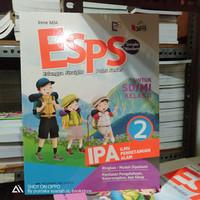 buku esps IPA kelas 2 SD MI k13