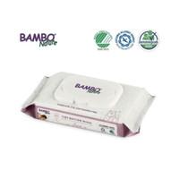 Bambo Nature tidy bottom wipes 50pcs