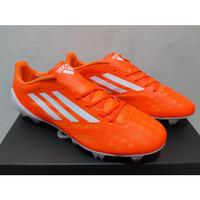 Sepatu Bola - Soccer Adidas F50 X 99.1 Orange Sol White - FG
