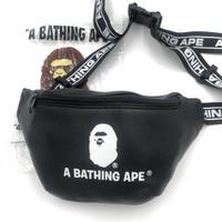 Waist Bag Waistbag Tas Pinggang Pria Bape Import Full Plastik