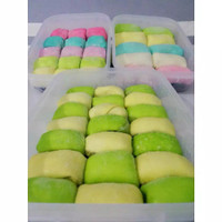 pancake durian isi 21 rainbow