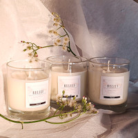 RELIEF Lilin Aromaterapi ROSE - Scented Candle / Lilin Wangi