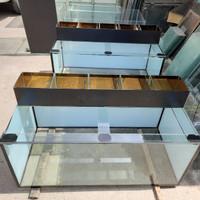 Aquarium arwana 120x60x50 + filter top up
