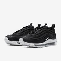 Sepatu Sneakers | Nike Men's Air Max 97 Black White | ORIGINAL - Hitam, 40