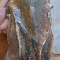 dendeng kulit ikan tengiri