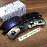 Kampas Rem Depan Brake Pad Datsun GO Original KV