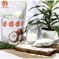 Bubuk santan kelapa organik