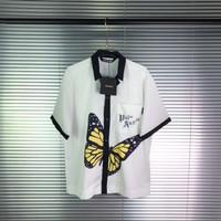 PA Butterfly Bowling Shirt