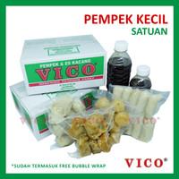 Pempek Kecil - Pempek Vico Palembang