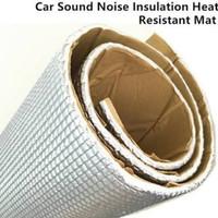 Peredam Panas Suara Kap Mesin Mobil dan Atap Rumah Harga per 50cm
