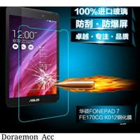 Temperex Glass Clear Asus Fonepad 7 FE170CG K012 Anti Gores Kaca