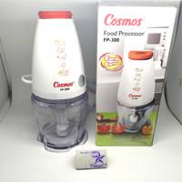 Cosmos Food Processor FP 300 Blender Bumbu Buah Makan Bayi Food Grade